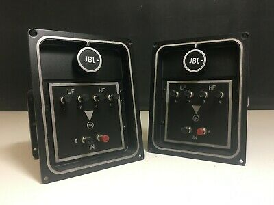 JBL N7000 Crossover Pair   MINT CONDITION