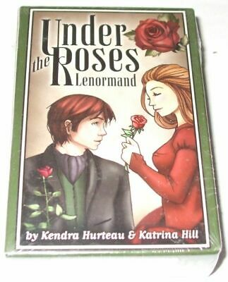 lenormand sealed card deck Under the Roses Hurteau Hill