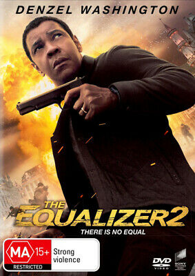 The Equalizer 2 (2018) [New Dvd]