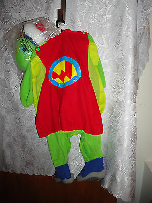 Rubies Turtle Tuck Costume Infant 6-12 months 885724-I