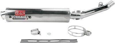 Yoshimura RS-3 Motorcycle Bolt On Exhaust Stainless Steel 1430455