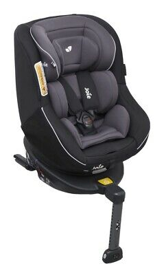BRAND NEW IN BOX Joie Spin 360 Group 0+/1 Car Seat TWO TONE BLACK