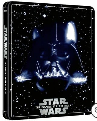 Star Wars Episode V The Empire Strikes Back steelbook 4K