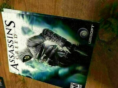 Assassins Creed - Playstation 3 - Instruction Manual Only