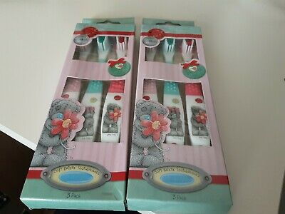5 packs of 3 Forever Friends soft bristle Childrens Toothbrushes