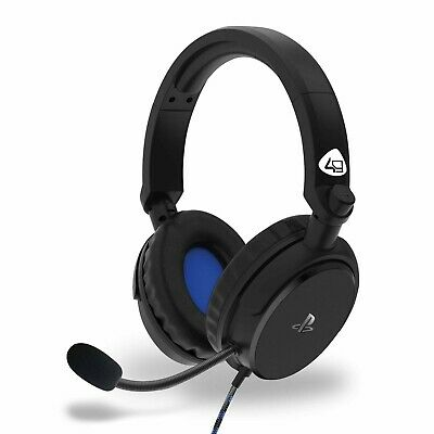 PS4 PRO4-50s Stereo Gaming Headset Playstation 4 NEW SEALED Free UK p&p
