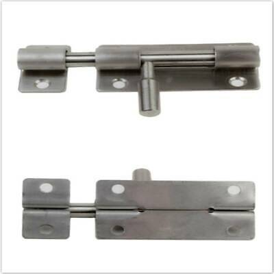 Anti-Theft Gate Safety Lock Stainless Door Latch Sliding Lock Zolt Latch SI