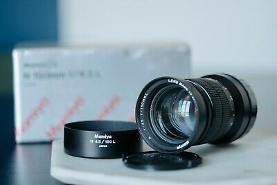 [NEAR MINT] MAMIYA 7 N lens 150mm F/4.5