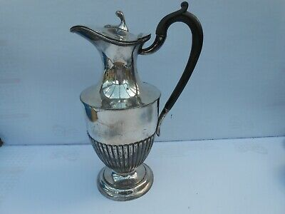 Silver Plated Water Or Claret Jug