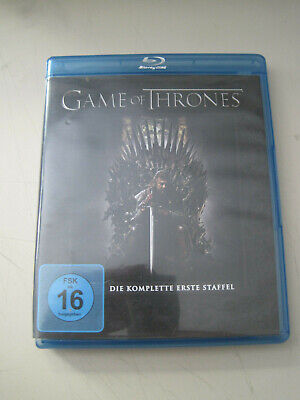 # Blu-Ray - Game of Thrones - Staffel 1  GOT