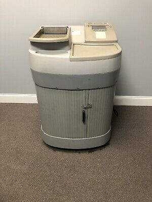 DeLaRue Mach 12 (Model 6400) Coin Counter & Sorter Machine