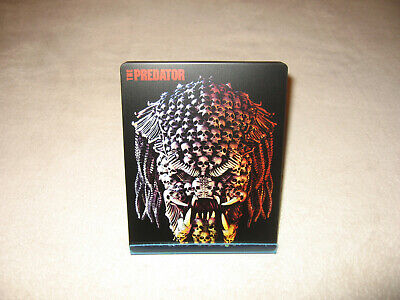The Predator (2018) [Blu-ray Steelbook - WeET Collection No.08] (steelbook only)