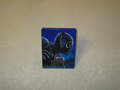 Black panther [Blu-ray 3D & 2D Steelbook - WeET Collection] (steelbook only)
