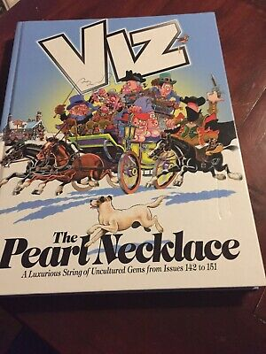 viz annual The Pearl Necklace
