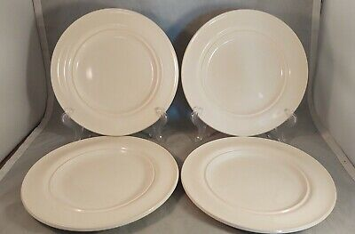 Set of 4 Crate and Barrel/Royal Stafford/Handler Manor Salad Plates