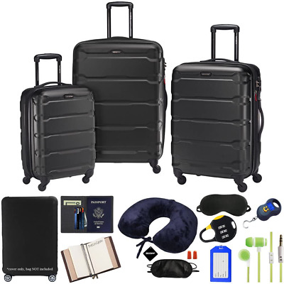 Samsoniten Omni Hardside Luggage Nested Spinner Set 20
