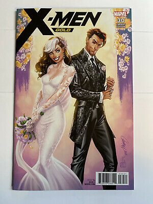 X-Men Gold #30 (August 2018, Marvel) J. Scott Campbell Secret Variant.