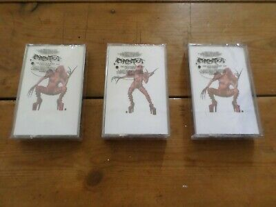 3 x New Lady Gaga Chromatica Ltd Mint/Green/Pink Cassettes UK Exclusive SOLD OUT