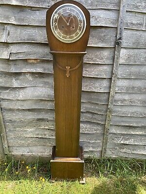 1950's Smiths Enfield grandfather / Grandmother Clock- Restoration Project