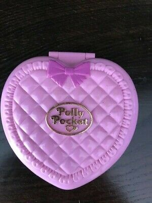 Vintage 1994 Polly Pocket Perfect Playroom 'COMPLETE' EUC