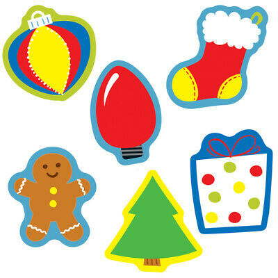 Holiday Mix Cut Outs