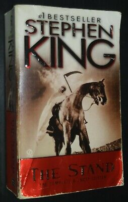The Stand The Complete & Uncut Edition by Stephen King