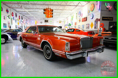 1977 Lincoln Continental  1977 Used Automatic RWD Coupe