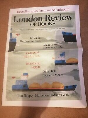 LONDON REVIEW of BOOKS 19 November 2015 volume 37 number 22