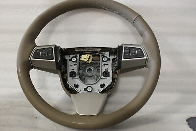 Recent Oem 2008 Cadillac Cts Steering Wheel 25856936