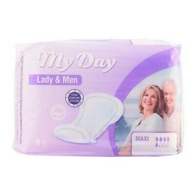 Incontinence Sanitary Pad Maxi My Day (8 uds)