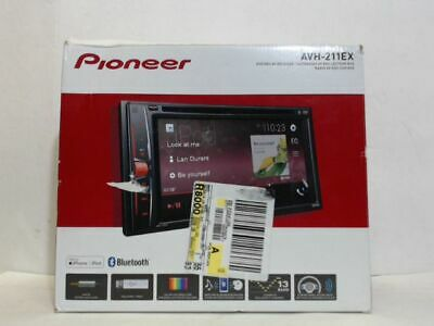 NEW OPEN BOX Pioneer AVH-211EX Auto Multimedia Bluetooth Recevier $257
