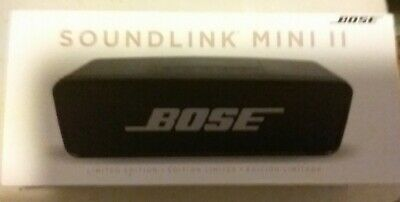 Bose SoundLink Mini II Bluetooth Speaker - blue