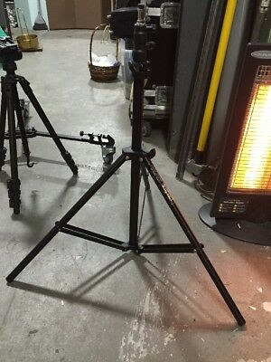 Lighting and Camera Tripod With Case Lot