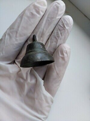 Detector Finds Unresearched Ancient Bronze Bell Intact Still Rings