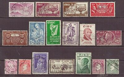 Ireland, Issues of 1922 - 1959, Used, OLD