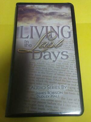 Living in the Last Days cassetes James Robison Dudley Hall