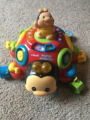 VTech Crazy Legs Learning Bugs Ladybug Educational Toys For Babies And Toddlers