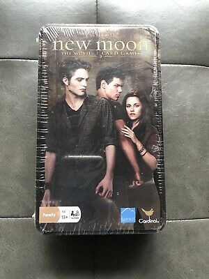 New In Sealed Box - Twilight Saga New Moon The Movie Card Game
