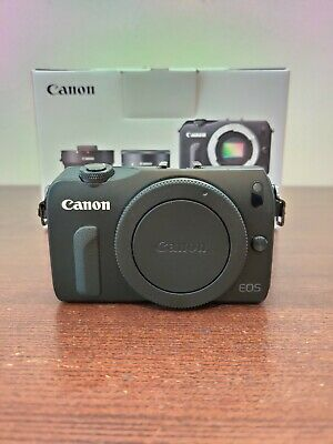 Canon EOS M 18.0 MP Mirrorless Digital Camera Used BODY ONLY