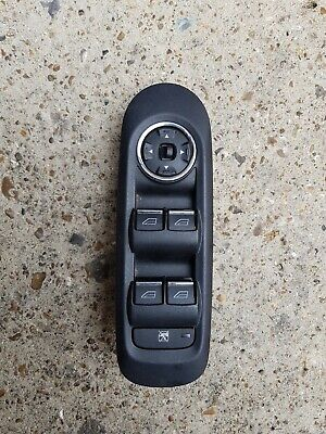 Ford Galaxy Mk3 , S-Max Driver Door Electric Window Switch Panel