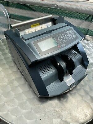 Cassida 5520 Money Counter w/ UV + MG Counterfeit Bill Detection - Used. Working