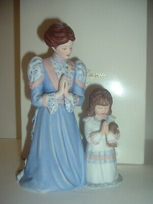 Lenox Bedtime Prayers Mother and Child Figurine in box