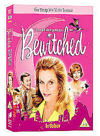 Bewitched - Series 6 - Complete (DVD, 2008, 4-Disc Set) new/factory sealed