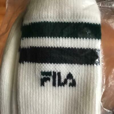 Old School Fila Athletic Socks New & Packed!