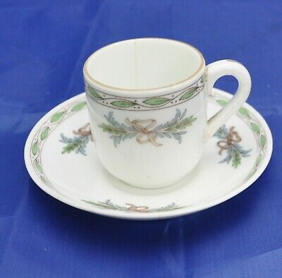 Canadian Pacific Hotels Demitasse Cup & Saucer
