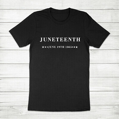 Juneteenth Black Lives Matter Freedom Civil Rights Justice Unisex Tee T-Shirt