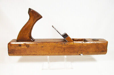Antique Gutter Plane for Early 1800s Woodworking Rare Item Appealing Form