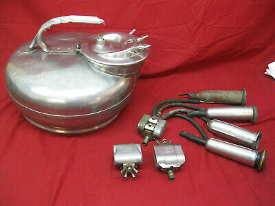 Vintage Surge Cow or Dairy Milker Stainless Steel Babson Brothers Co.