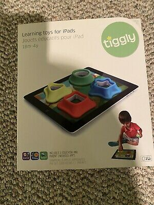 Tiggly Shapes Interactive Learning Games for ipad