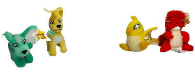 Neopets McDonalds Mini Plush Toy Some With Hang Tags You Pick